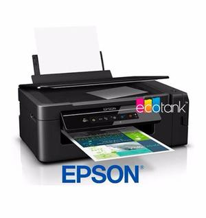 Multifuncional Epson L395 Wifi Reeemplazo L375 Posot Class