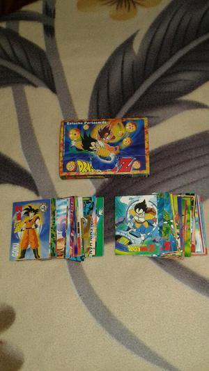 Cards de Dragon Ball Z
