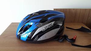 Casco de ciclismo para adulto, talla estándar.