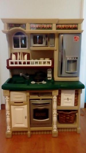 Cocina de juguete step 2 precio a tratar posot class for Cocinas a buen precio