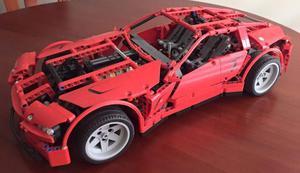 Super Carro Modelo  Lego Technic