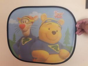 Tapa Sol Tigger Pooh