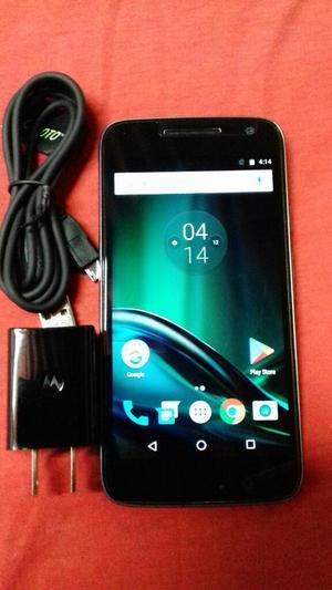 Moto G4 Play Dual Sim Libre, Impecable
