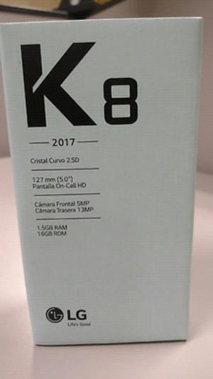 Ocacion Lg K Libre Nuevo en Caja