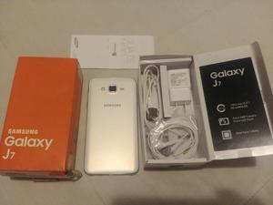 Samsung Galaxy J7 Libre en Caja Cambios