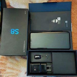 Samsung Galaxy S8 64gb Black Midnight