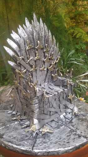 Trono De Hierro - Game Of Thrones - Juego De Tronos
