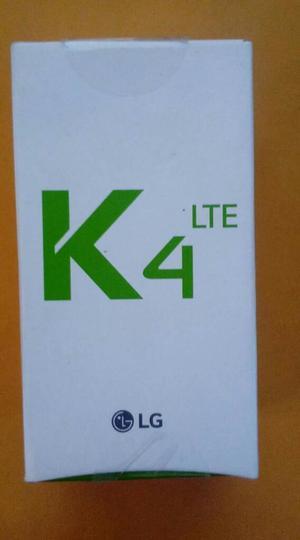 Vendo Lg K4 Nuevo Asepto Ofertas