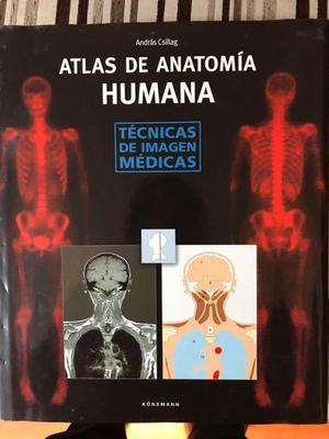 Atlas de Anatomia Tecnica de Imagenes Medicas Original!