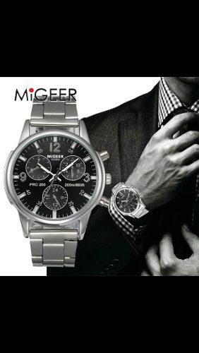Reloj Para Hombre Migeer Ed. Limitada