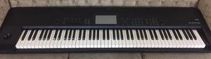 Sintetizador Korg Krome Workstation 88 - Teclado Piano