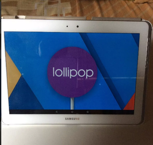 tablet galaxy tab lollipo