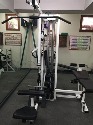Maquina de gimnasio multifuncional de lima posot class for Gimnasio pacific