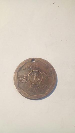 Medalla Del Servicio Militar