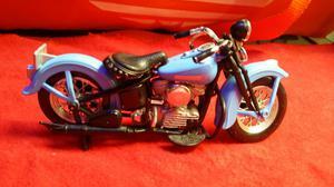 Motos Harleys de Coleccion, Remato