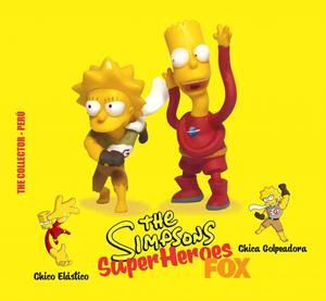 Simpson Super Heroes de la Fox