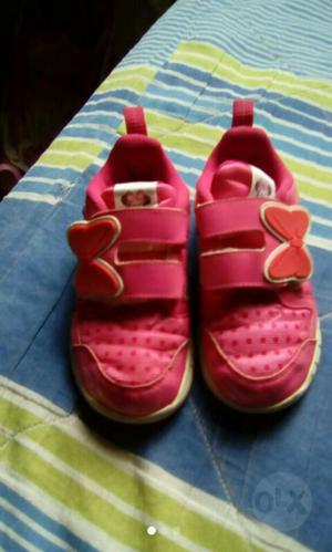 Zapatillas Adidas Minnie Talla 25½