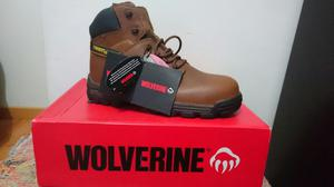 Zapatos de Seguridad Wolverine
