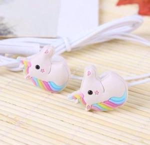 Audifonos de Unicornio con Hands Free