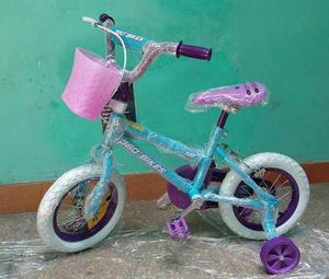 Bicicleta Para Niña Aro 12 Nueva