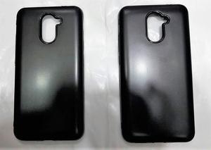 Case Protector Tipo Incipio Brilloso Para Huawei Y7 Y7 Pro