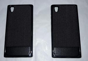 Case Protector Tipo Jean Para Sony Xperia L1