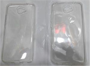 Funda De Gel Transparente Para Huawei Y7 Y7 Pro