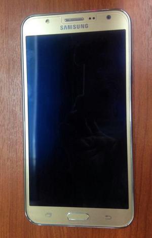 Samsung J7 Dorado ORO DUOS 4G LTE Imei Original Libre