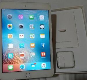 Vendo Mi iPad Mini 3 con Chip de 16 Gb