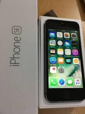 iphone SE 32 gb NUEVO EN CAJA CAMBIO X S6 EDGE PLUS