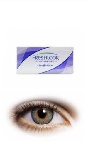 Lentes de Contacto Freshlook Colorblends