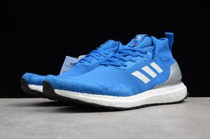 ZAPATILLAS ADIDAS ULTRA BOOST MID RUN BLUE
