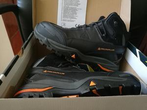 Zapatos de Seguridad Deltaplus