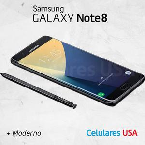 Samsung Galaxy Note 8 64gb Stock Disponible Tienda San