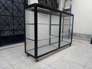 Remato muebles vitrinas y mostradores cusco posot class - Muebles en aluminio ...