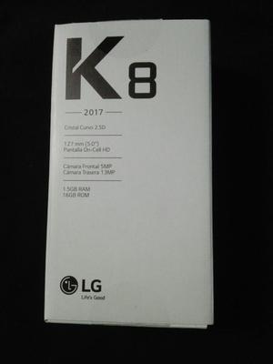 Vendo Lg K Nuevo