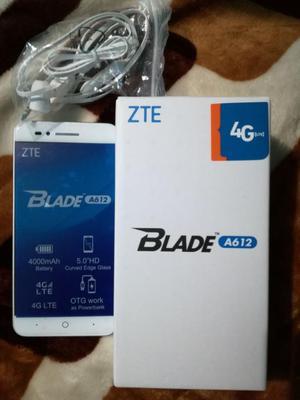Vendo Mi Zte Blade A612 Nuevo