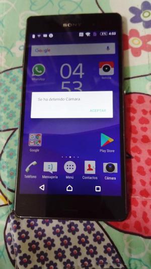 Xperia Z3 4G LTE libre con DETALLE vendo o cambio