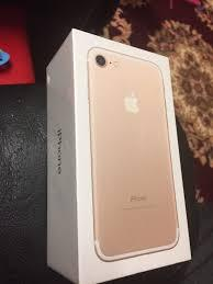 Apple iPhone 7 32GB LIBRE OPERADOR CAJA SELLADA