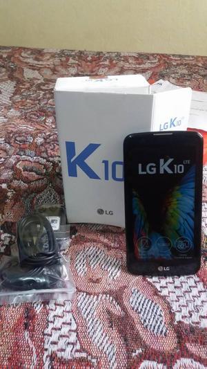 Lg K10 4G LTE nuevo en caja libre