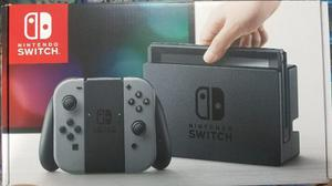 Nintendo Switch Color Gris Gray Joy-con Delivery Stock Ya
