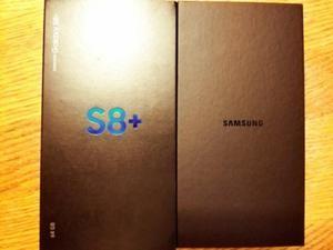 Samsung Galaxy S8 Plus Sellado Libre