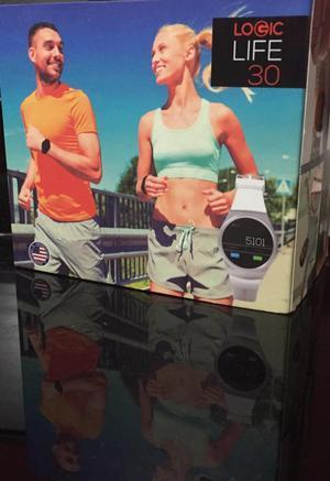 Smart Watch - Logic Life 30 - White