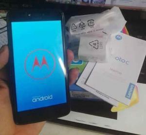 Vendo Motorola Moto C Nuevo en Caja