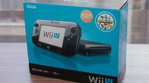 Vendo Nintendo Wii U Deluxe