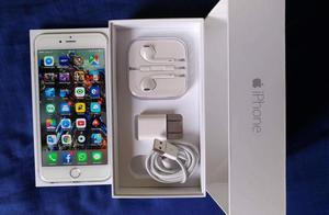iPhone 6 Plus de 128Gb en Caja