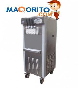 Maquina De Helados Soft,marca Ventus, 40 LT