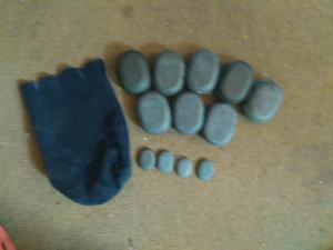 Piedras Calientes Kit12