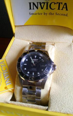 Reloj INVICTA Pro Diver ORIGINAL Certif.EEUU Nuevo en Caja