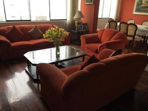 Juego de muebles modelo girasol posot class for Sala girasol